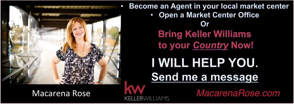 Open Keller Williams in a Country